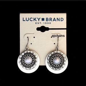 Lucky Brand Bali Earrings